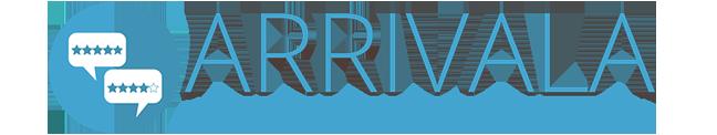 Arrivala Logo
