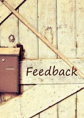 Featured Image For The Lost Art Of Customer Feedback