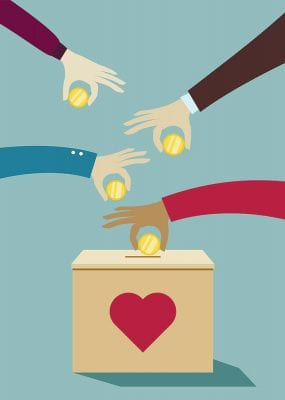 Featured Image For New Feature: Charitable Donations For Reviews