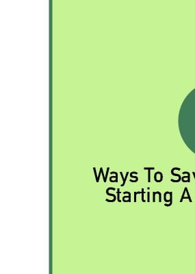 Featured Image For 9 Ways To Save Money When Starting A New Business